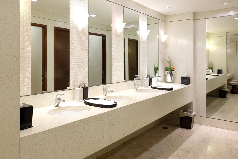 restroom facility service